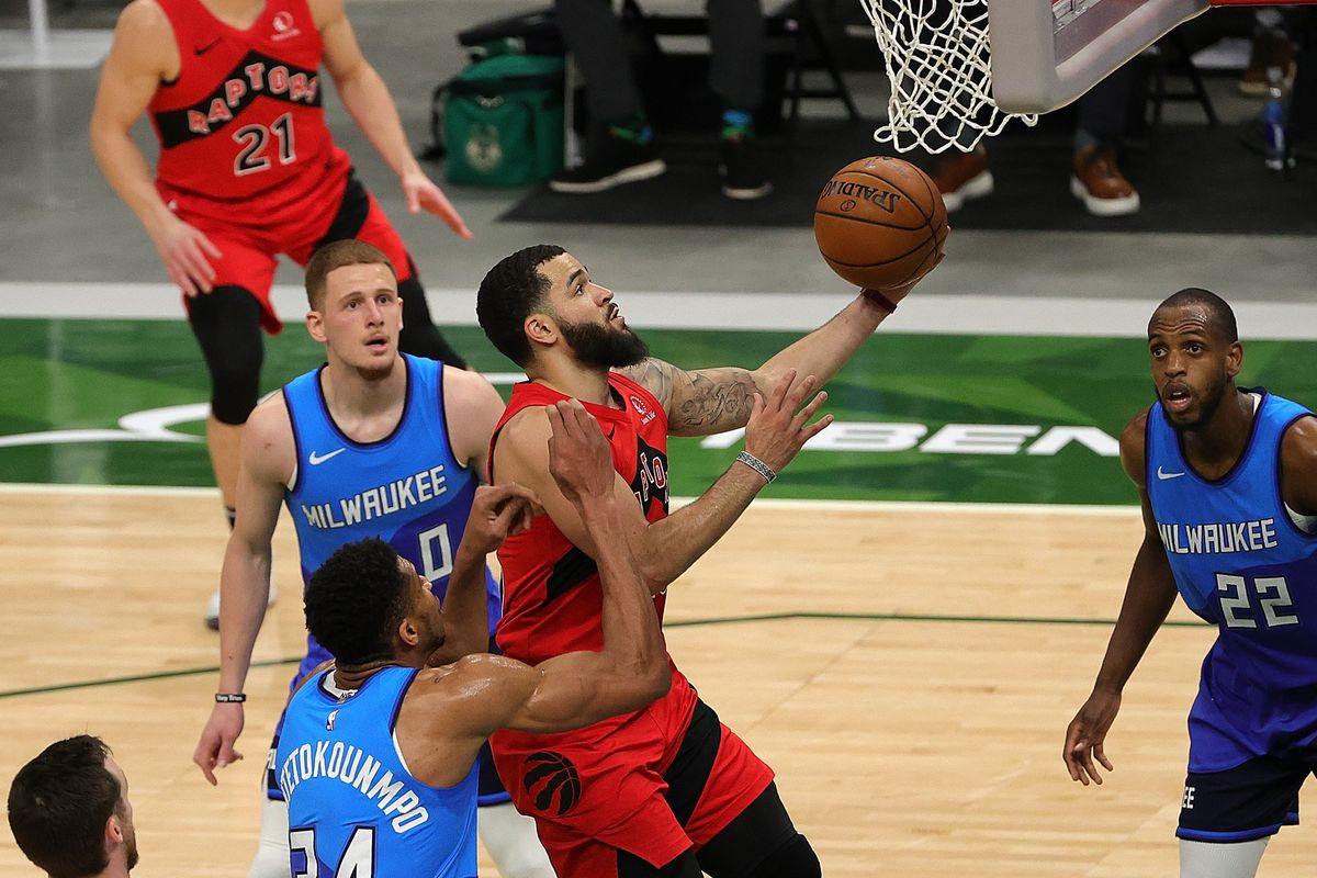Five thoughts recap: Toronto Raptors 110, Milwaukee Bucks 96