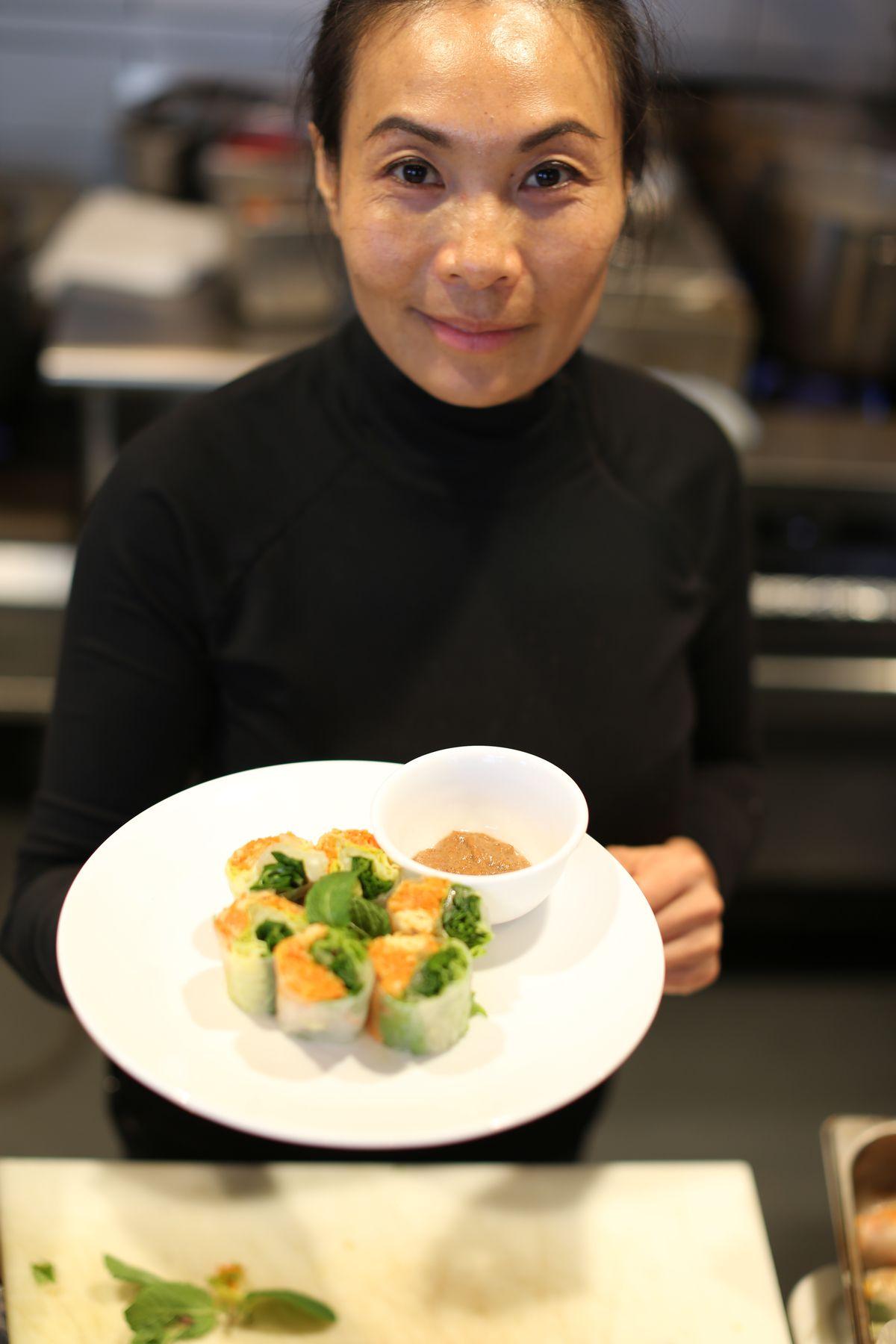 Noodle Girl's Hang Truong