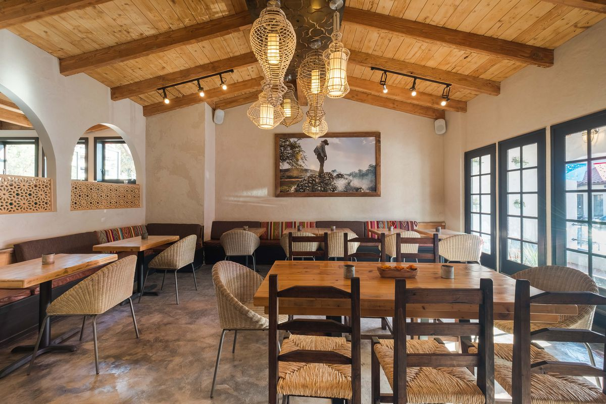 Mezcal and Modern Mexican Cuisine To Energize Old Town - Eater San