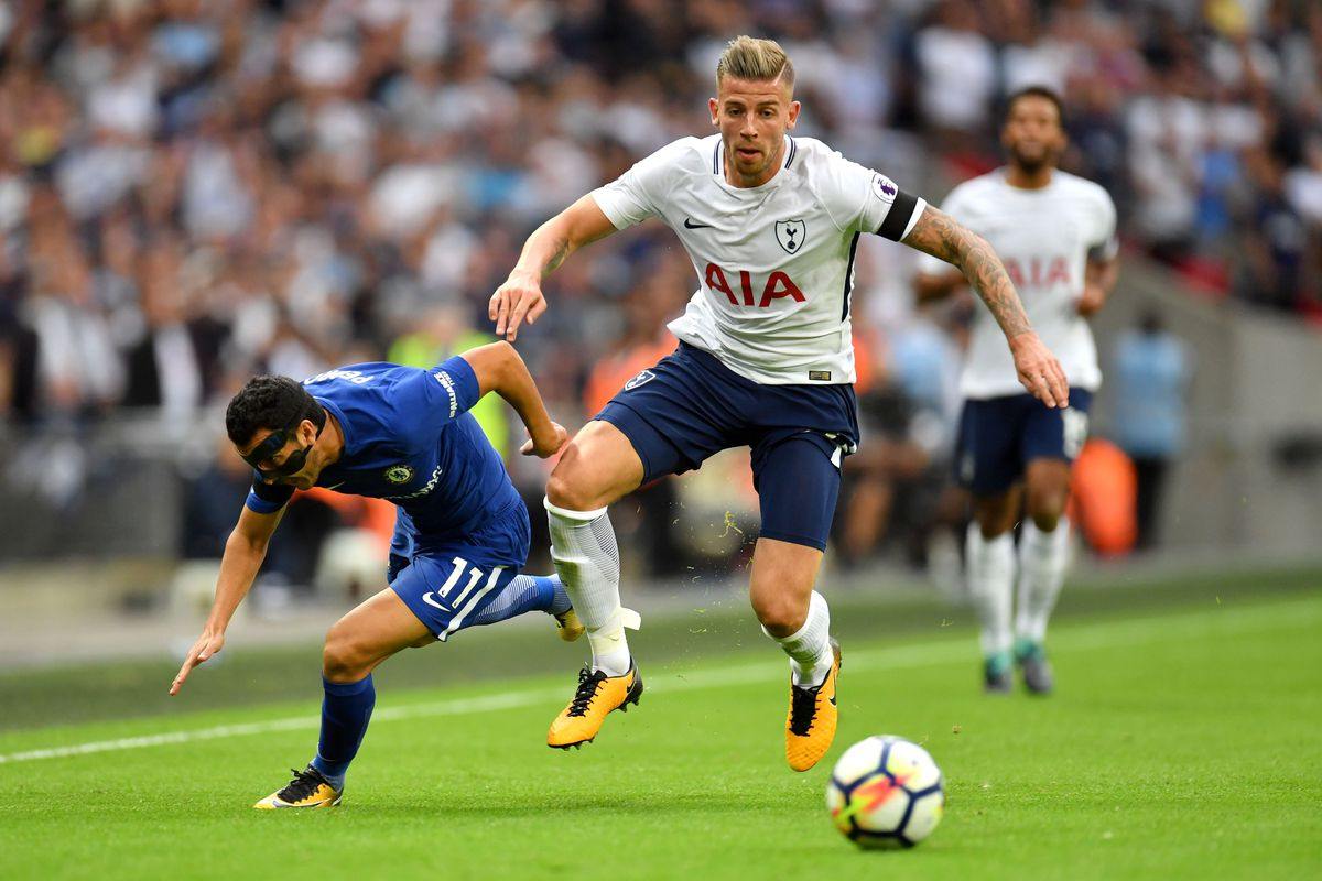 Toby Alderweireld Deserves A Better Contract From Tottenham Or A Transfer