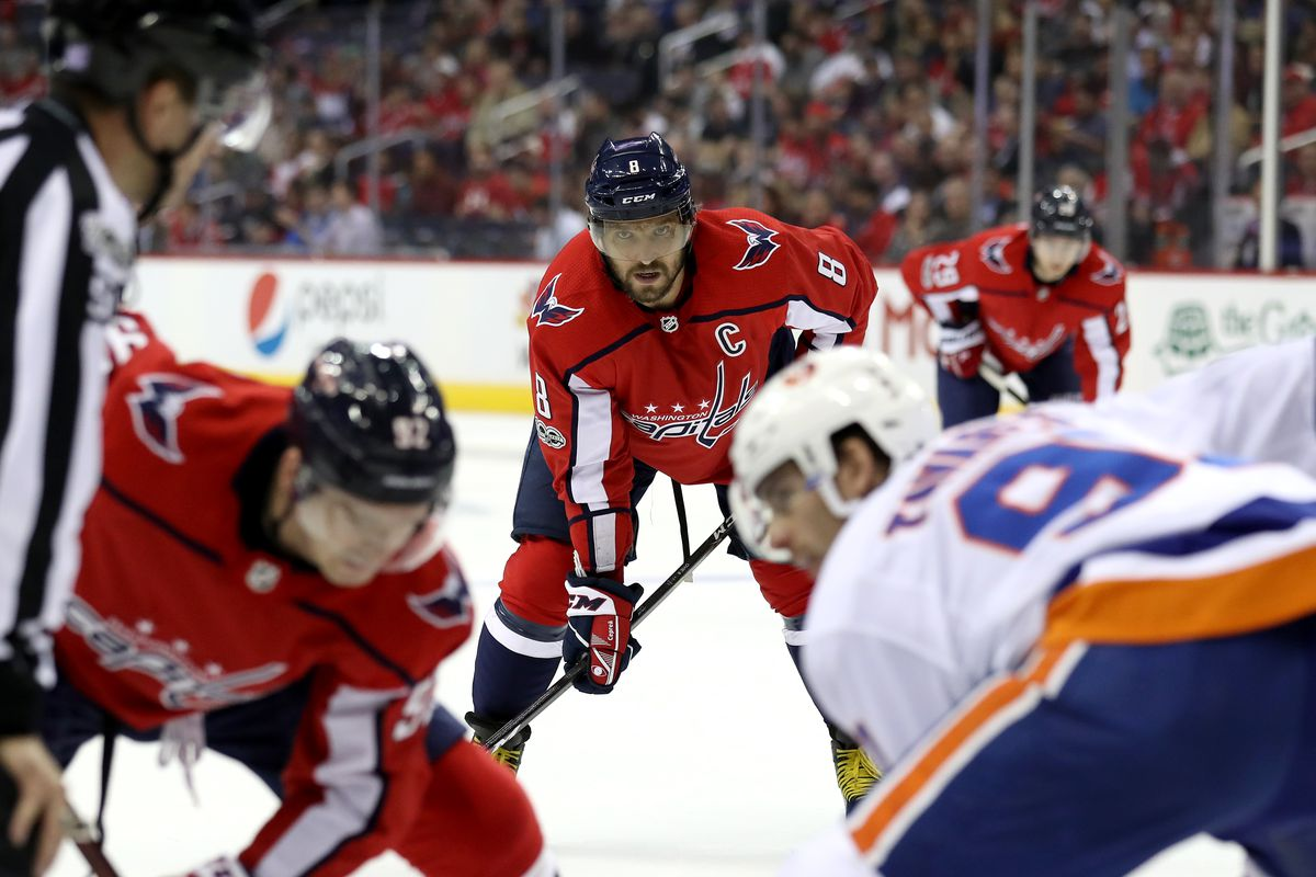 Friday Caps Clips: Capitals vs. Islanders Game Day