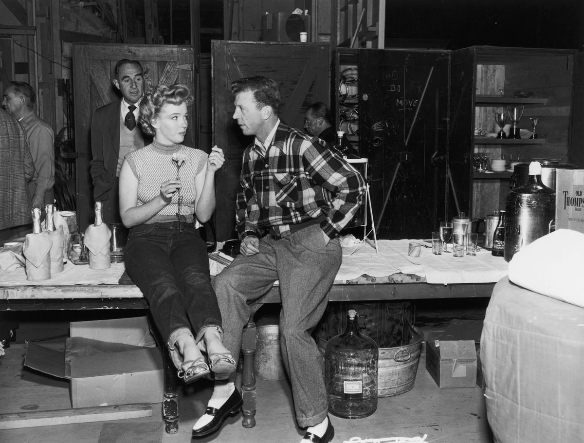 The Complete History Of Blue Jeans From Miners To Marilyn Monroe