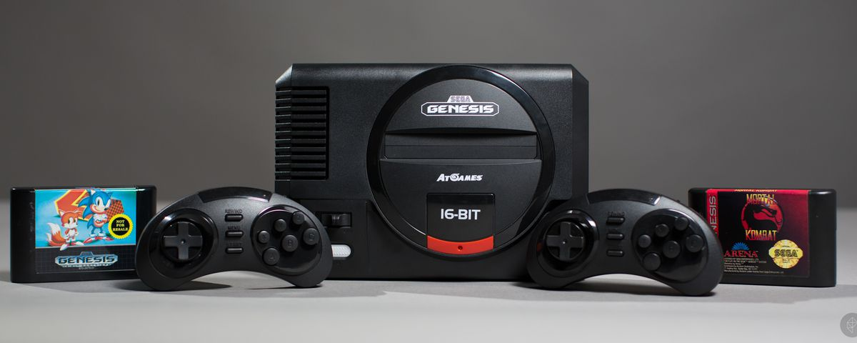 Sega Genesis Flashback Hd Review