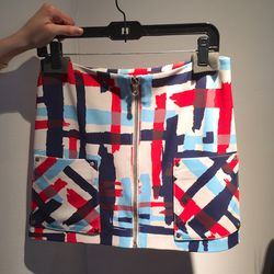 Sample skirt, $60