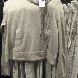 Sweatshirt, size p, $89 (from $230)