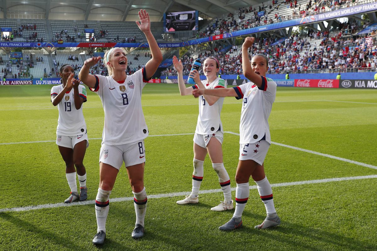 1b59df21 USA vs. France: 2019 Women's World Cup: What to watch for preview ...