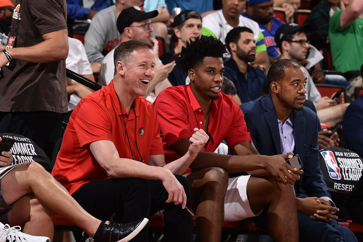 Portland Trail Blazers Look to Add Depth at Center