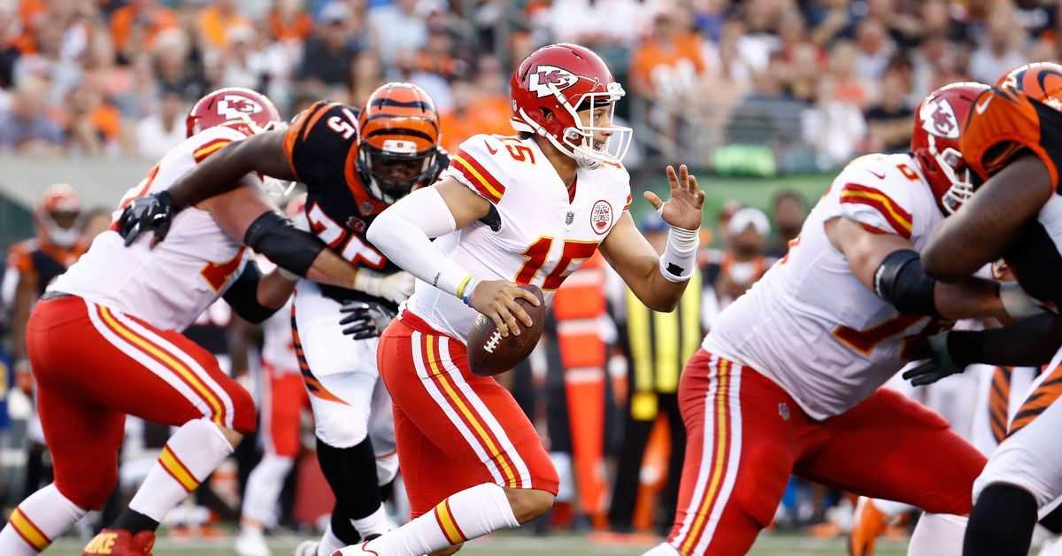 Bengals at Chiefs game preview: Sunday night frights
