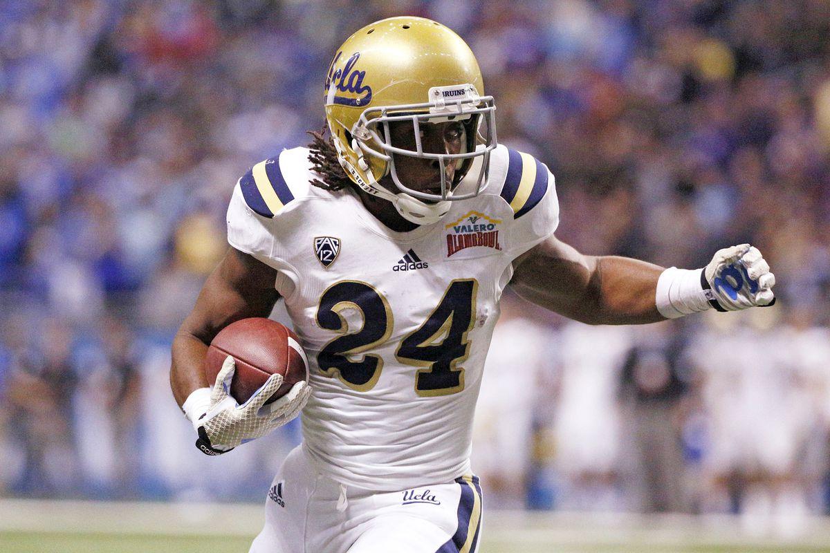 NCAA Football: Alamo Bowl-Kansas State vs UCLA