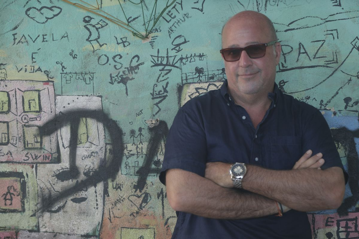 """Andrew Zimmern on """"Driven by Food"""""""