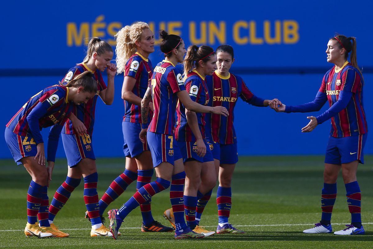 FC Barcelona v CD Sante Teresa - Primera Iberdrola
