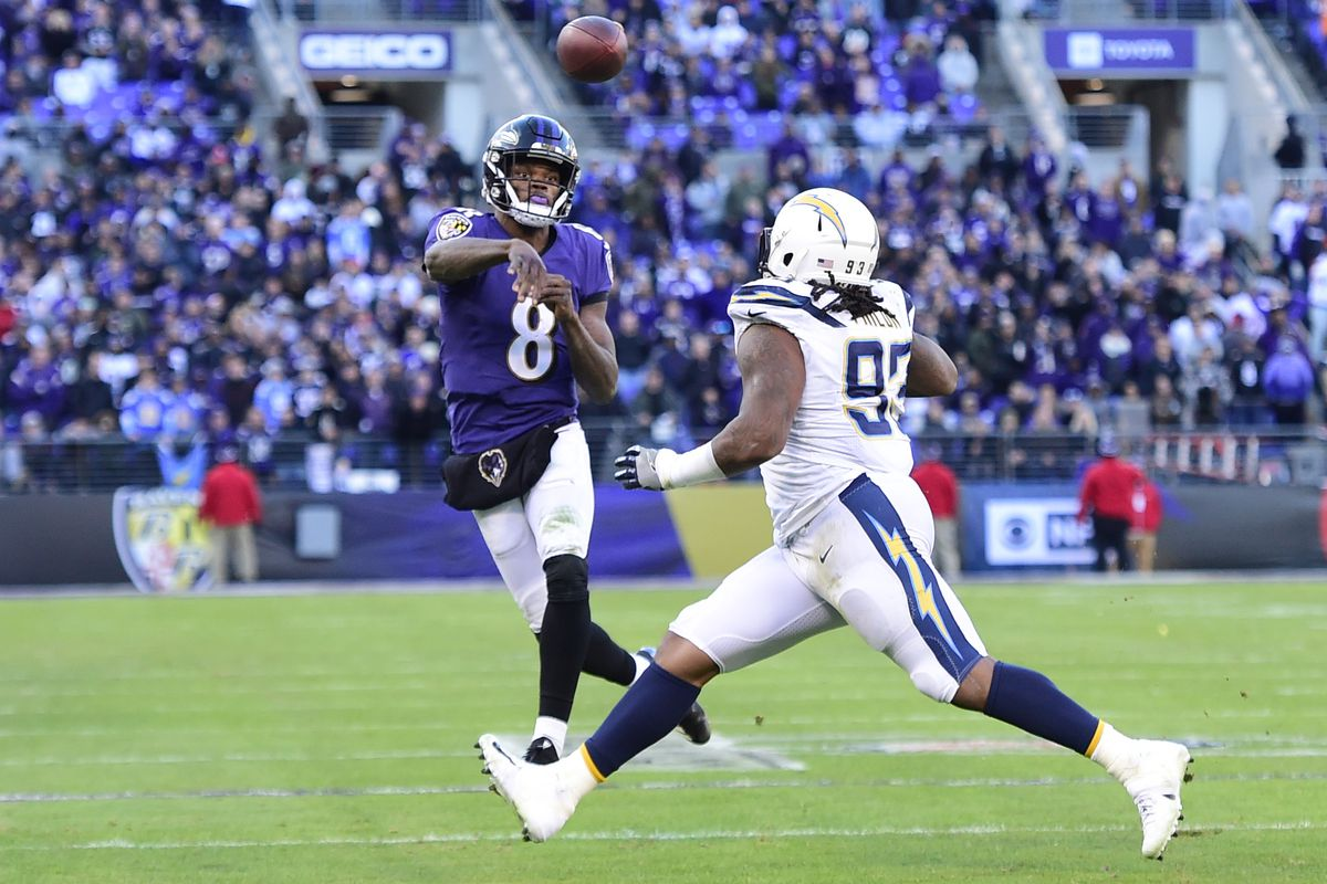 0842e51cb If Lamar Jackson is still ahead of the curve, Ravens will be hard to stop  this season