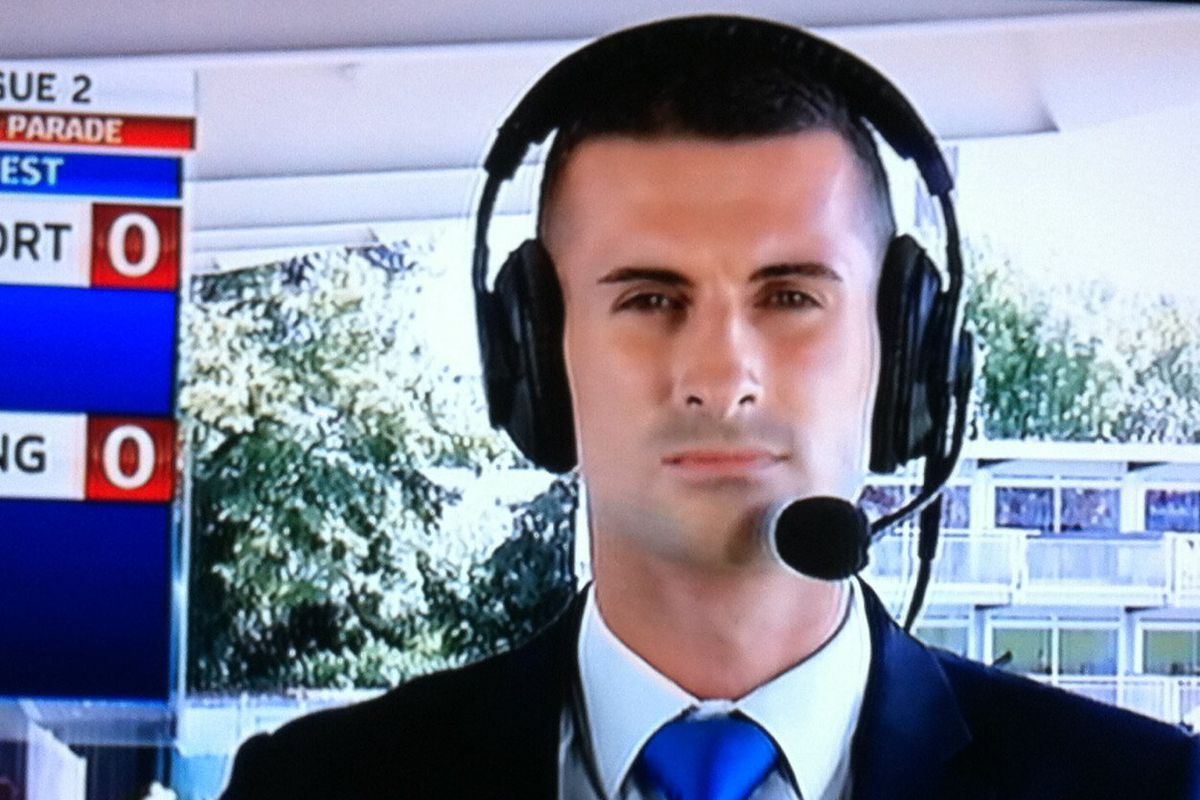 Mark McAdam, British sportscaster, comes out as gay and ...