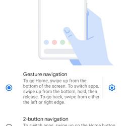 <em> Sélectionnez «Navigation gestuelle», «Navigation à 2 boutons» ou «Navigation à 3 boutons» </em>«/></noscript></p> <p>            <span class=