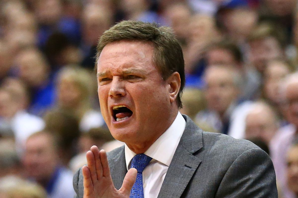 NCAA Basketball: Villanova at Kansas