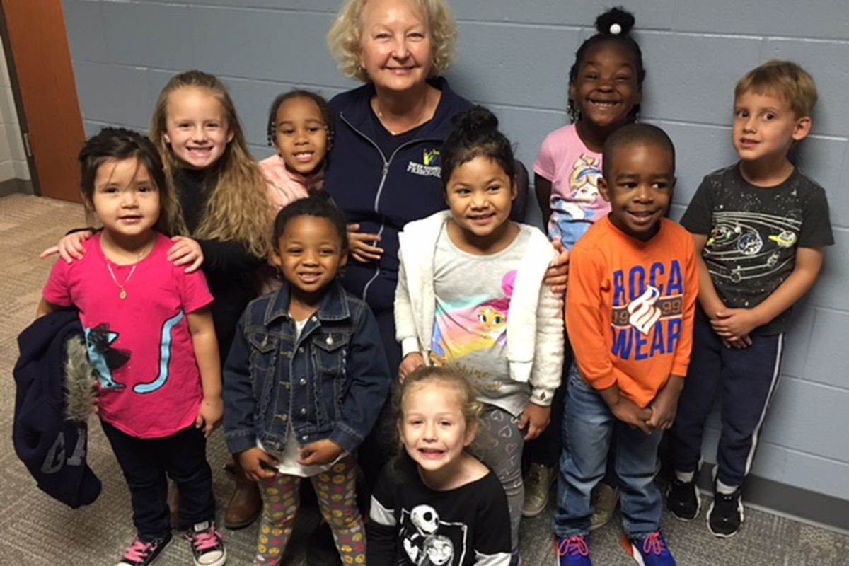 Kathryn Raasch, principal of Wayne Township Preschool in Indianapolis, was named a 2018 National Distinguished Principals by the National Association of Elementary School Principals.