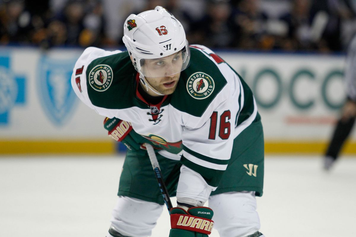Jason Zucker And The Myth Of Being A Two Way Player Hockey