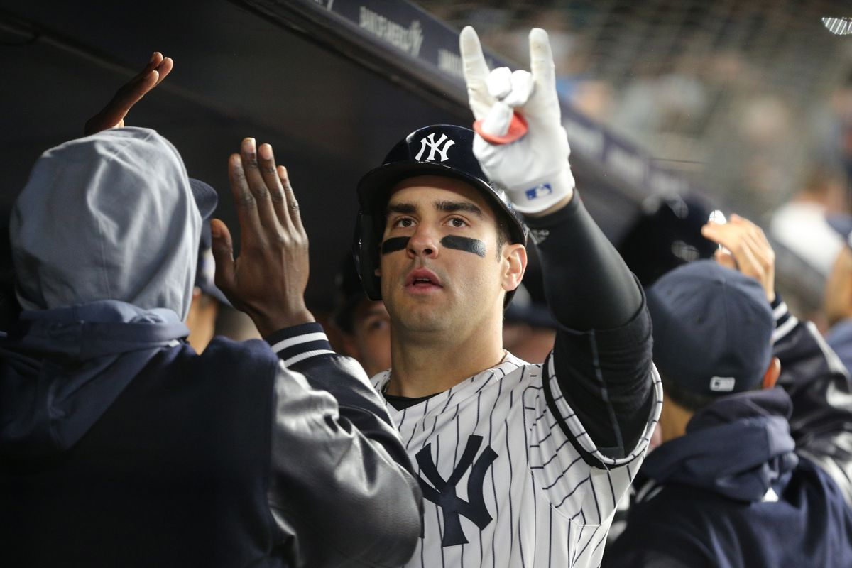The upside of Yankees outfielder Mike Tauchman