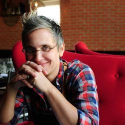 Monica Pope - Sparrow Bar & Cookshop