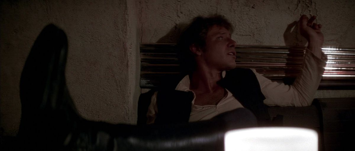 han about to shot first