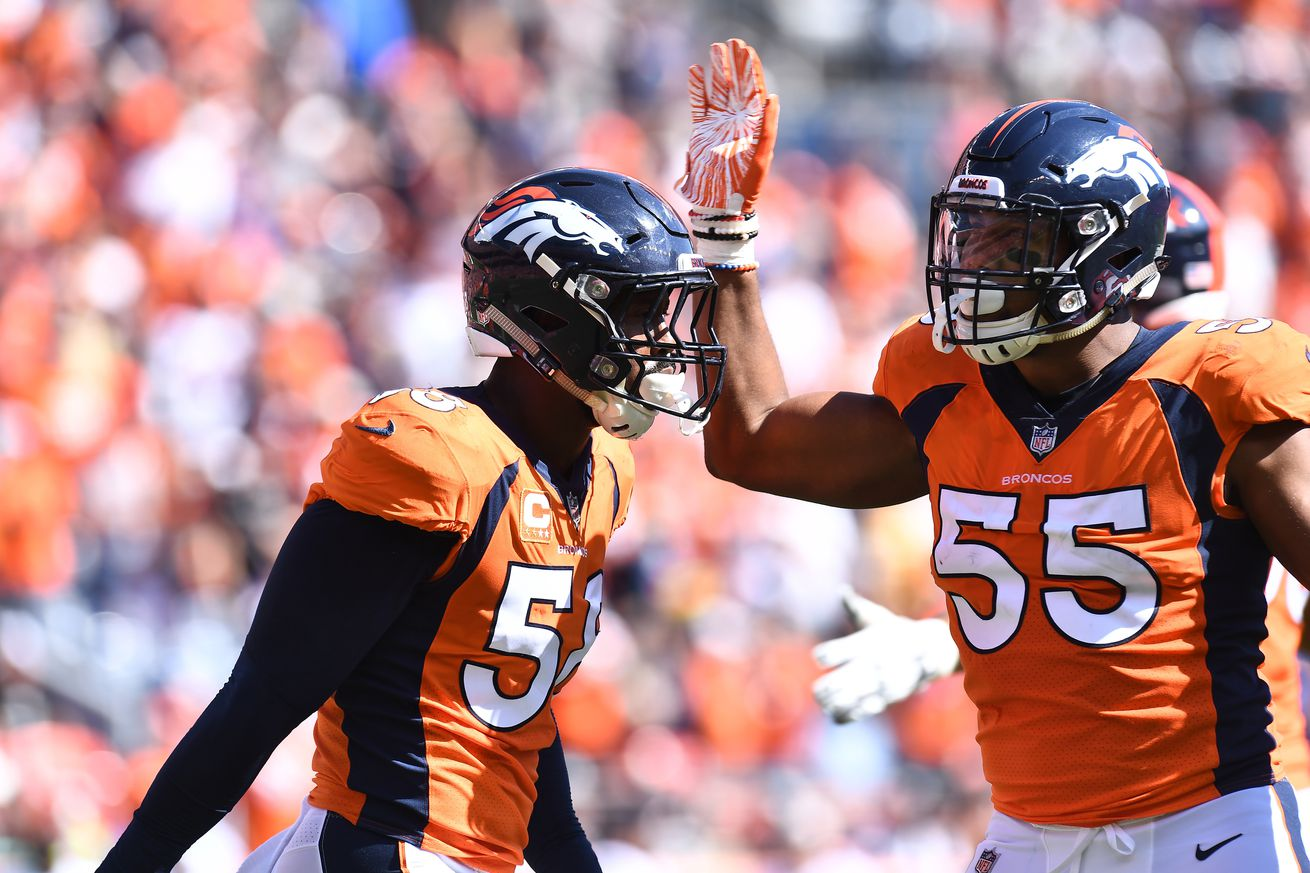 Could Von Miller and Bradley Chubb set records in 2019