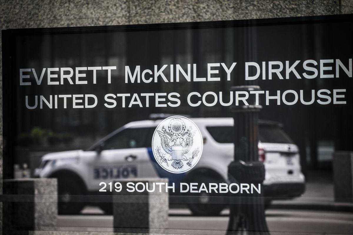 Dirksen Federal Courthouse, 219 S. Dearborn St. | Rich Hein/Sun-Times