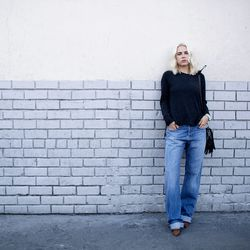 """Courtney of <a href=""""http://alwaysjudging.com""""target=""""_blank"""">Always Judging</a> is wearing a J Brand sweater and <a href=""""http://www.jbrandjeans.com/store/productdetails.aspx?productid=4067&Categoryid=1210&colorid=9916&utm_source=linkshare&utm_medium=aff"""