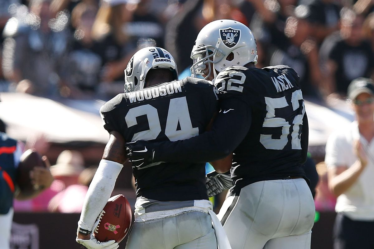 Khalil Mack among three Raiders named to Pro Bowl three