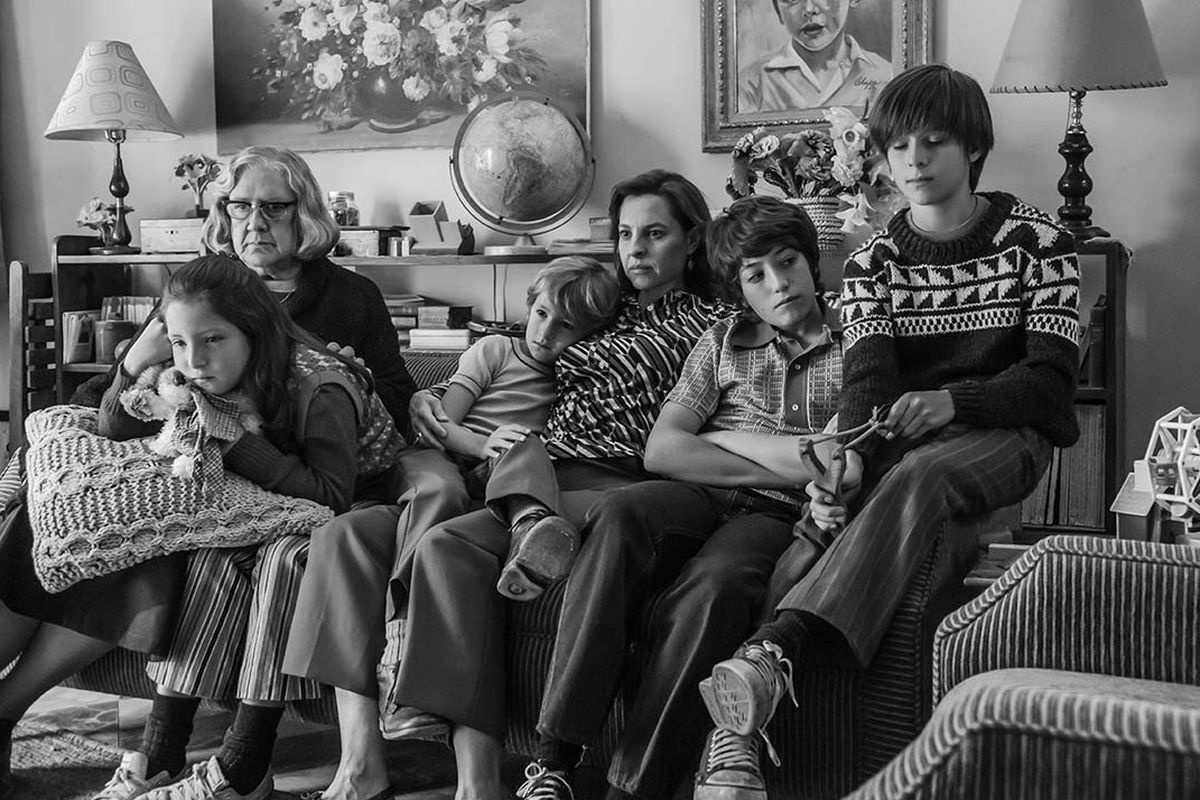 Netflix's Roma is streaming now  You should still see it in a