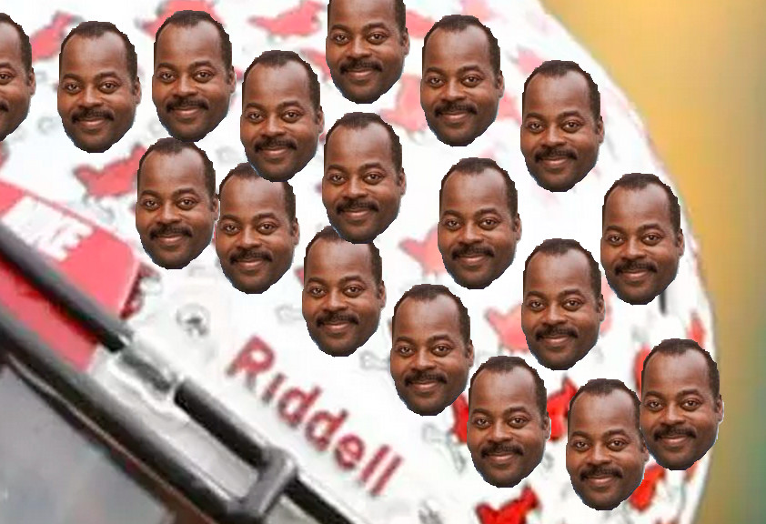 Reginald Redbird