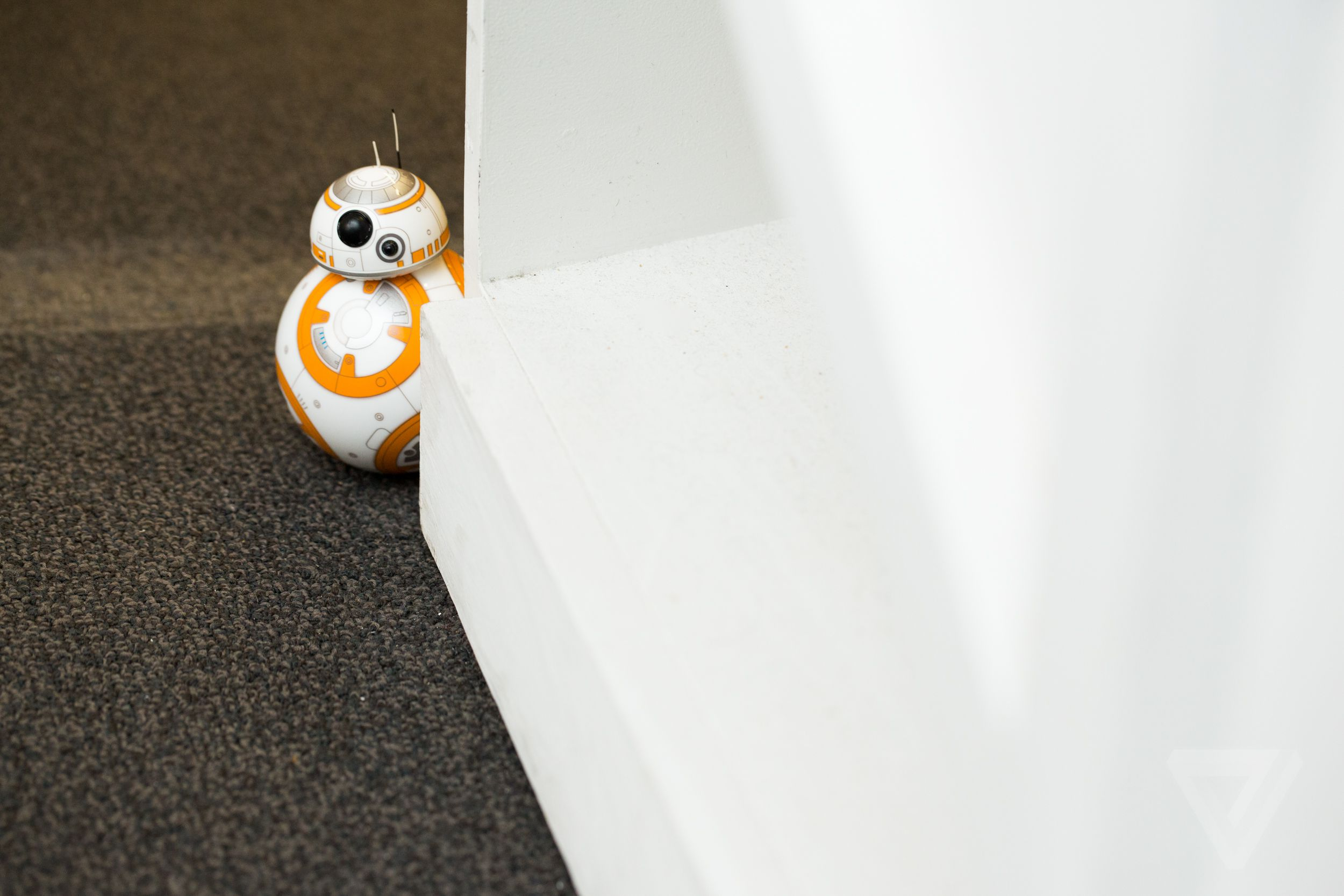 the best attitude 3b48b 8a012 But for all the added bells and whistles, the BB-8 s primary directive is  really just to be a ball of cuteness — to make you feel something and  ascribe ...