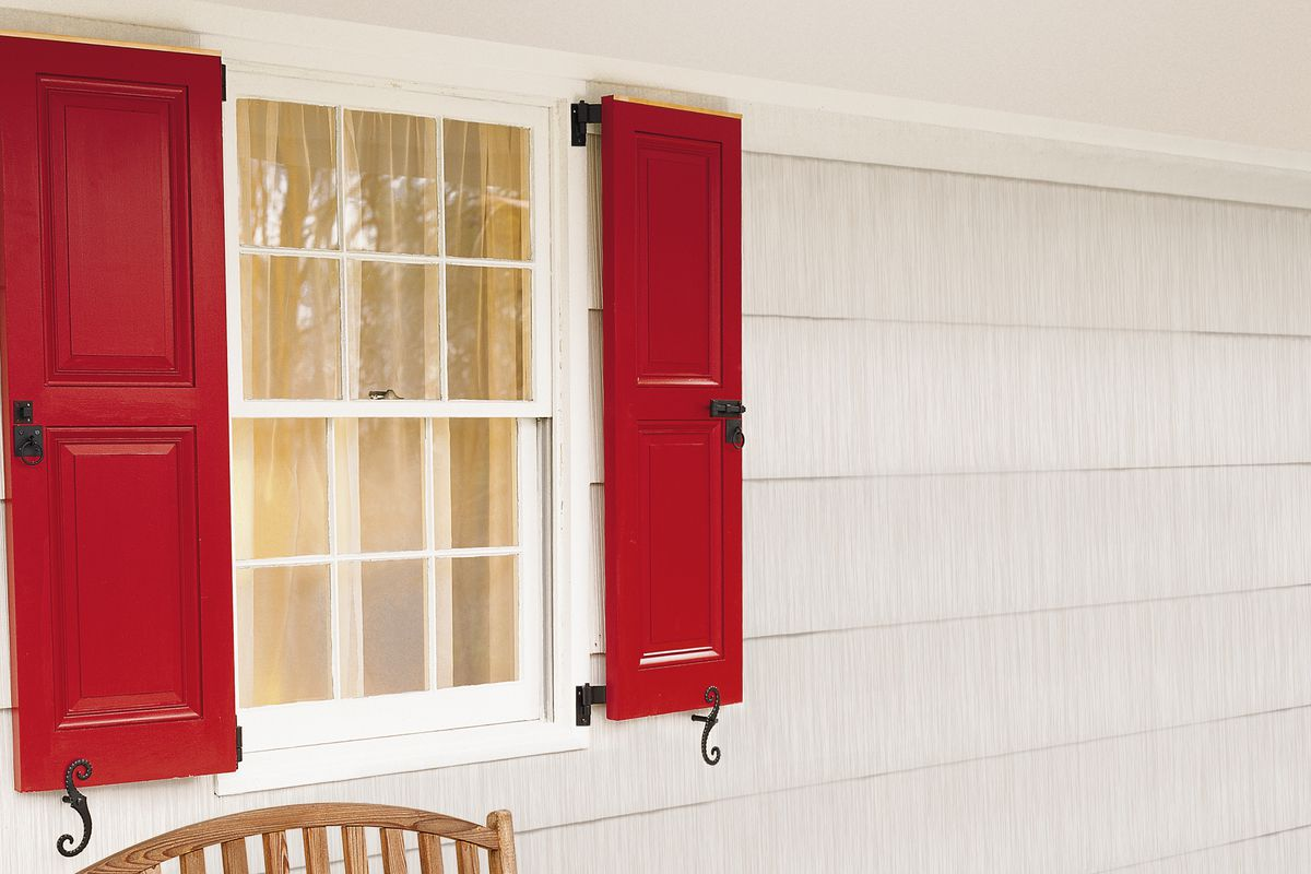 How To Hang Exterior Shutters This Old House