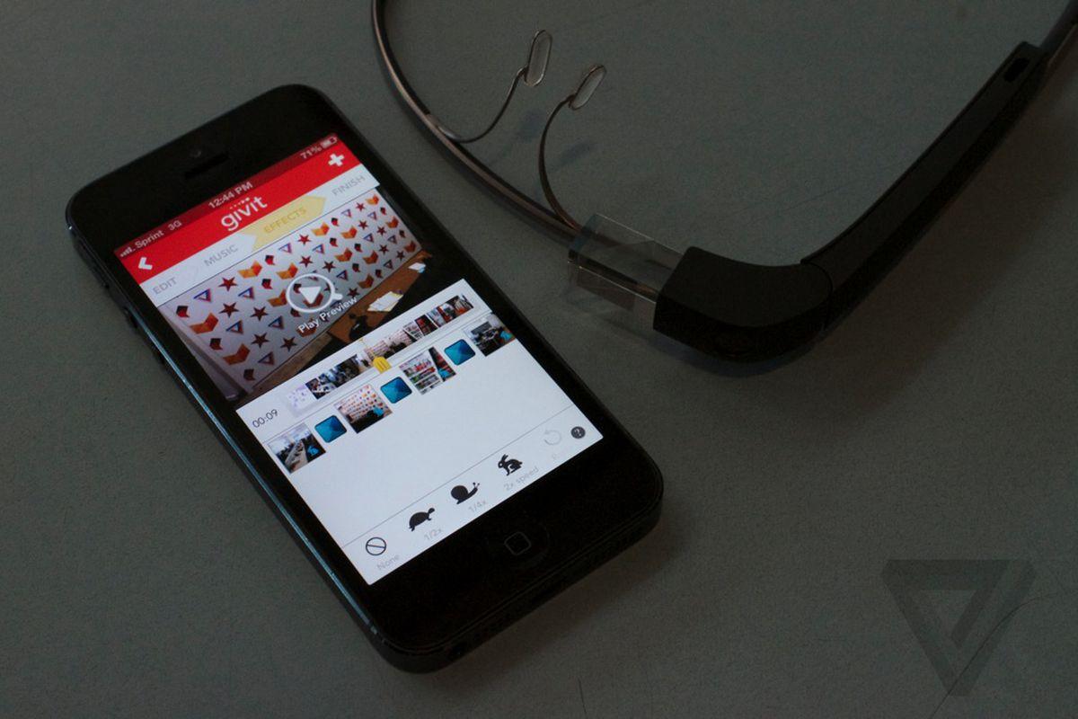 Givit Google Glass