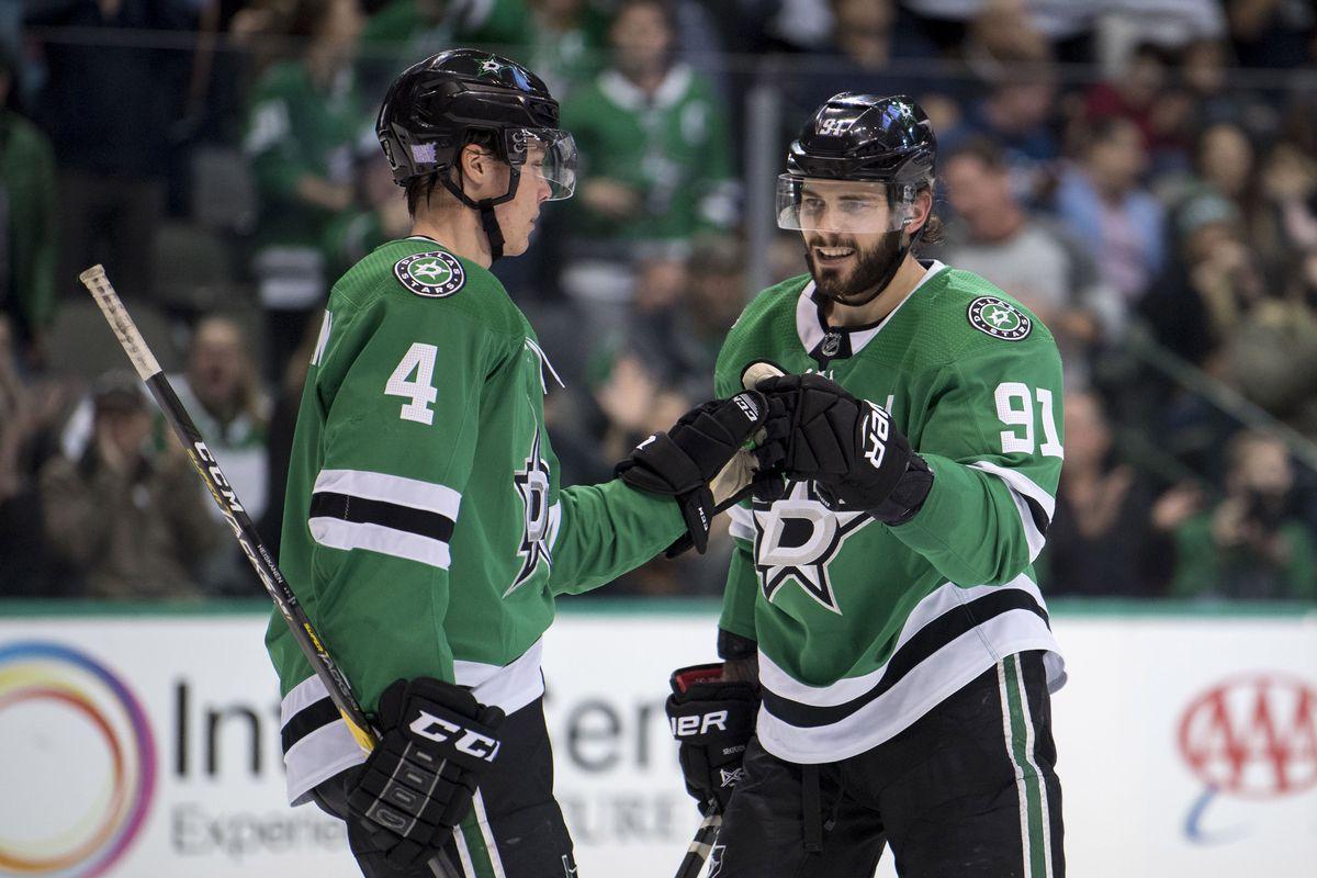 NHL: Ottawa Senators at Dallas Stars
