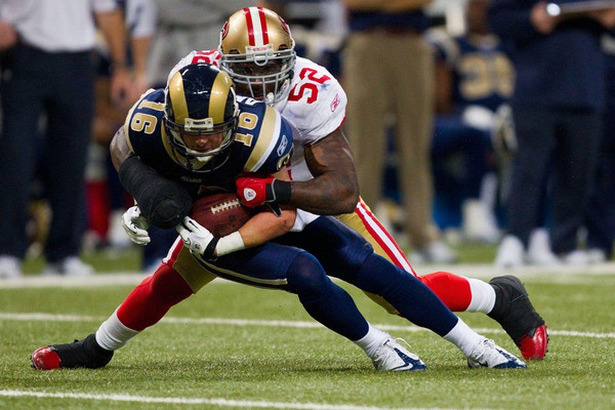 Tackling the St. Louis Rams offseason needs.