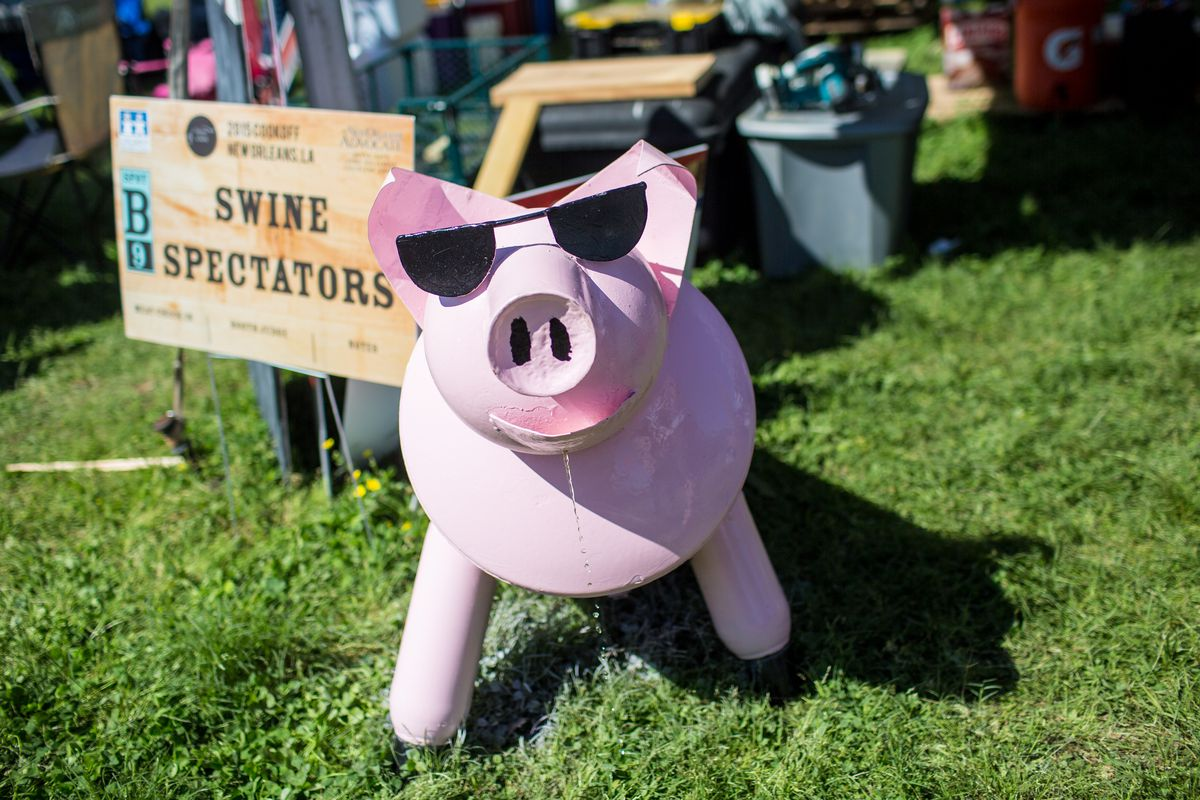 Here's Everything You Missed At Hog's For The Cause