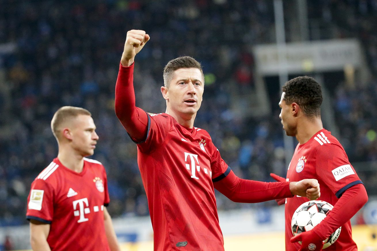 Three observations from Bayern?s 3-1 win over Hoffenheim