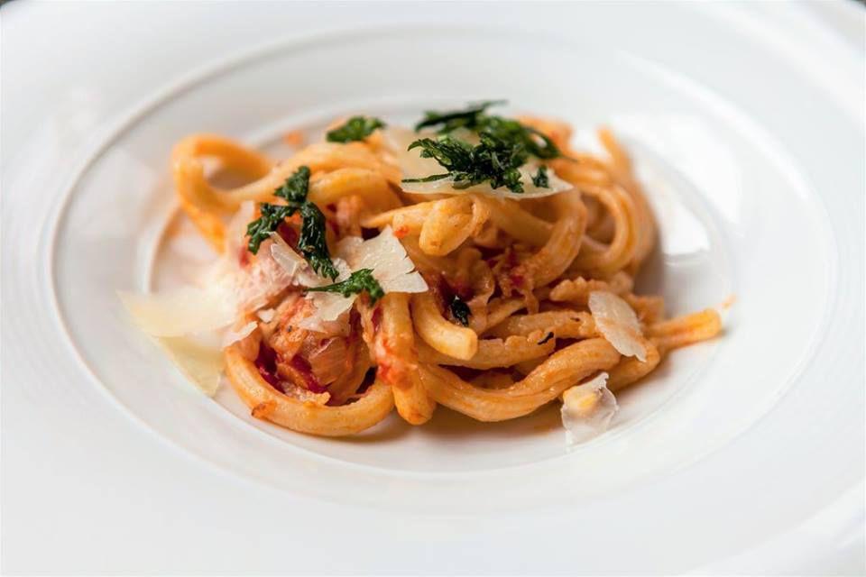 Fresh pasta at Monello