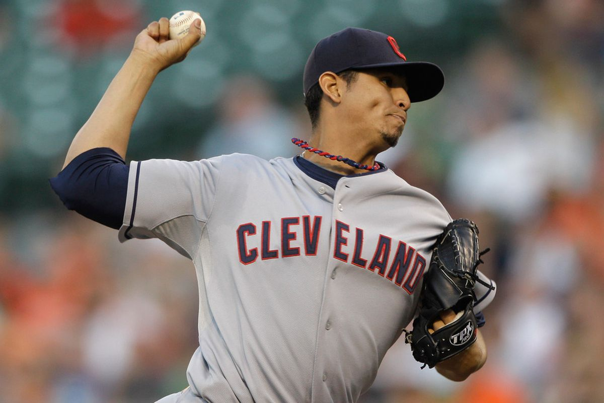 The Indians recalled Carlos Carrasco to face the Tigers on Saturday