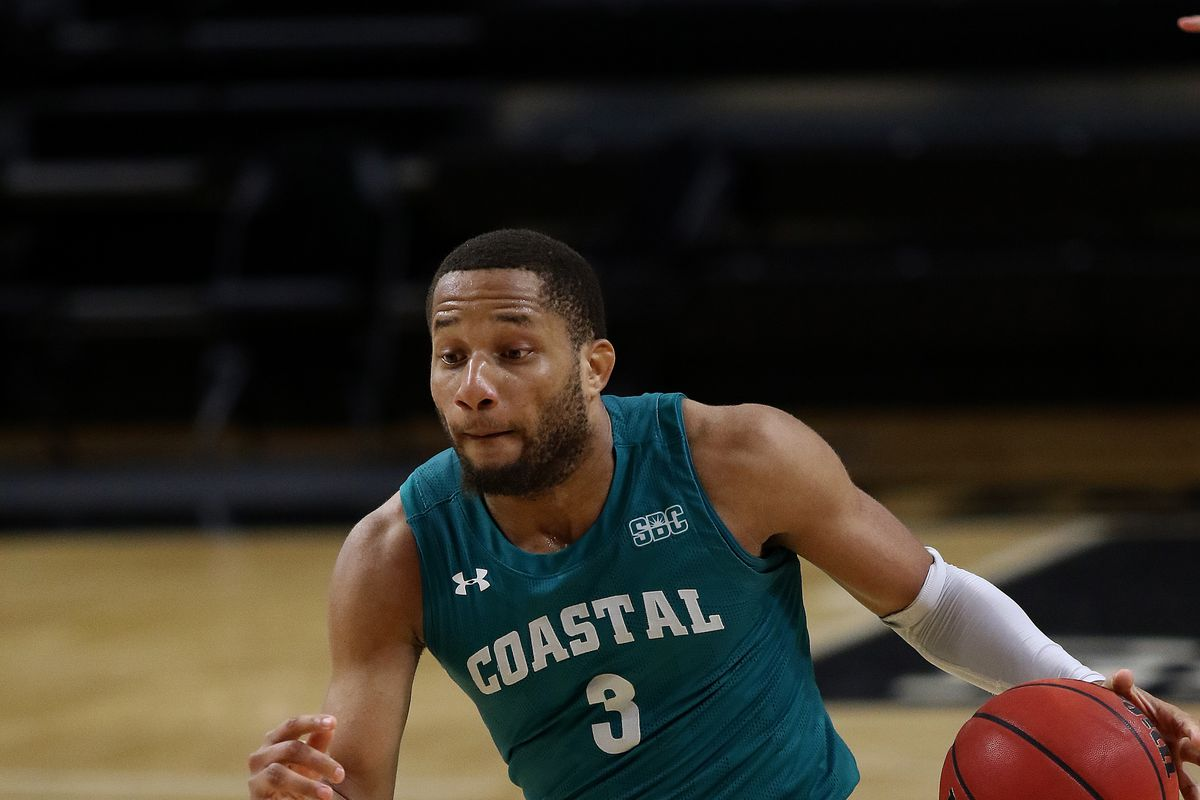 COLLEGE BASKETBALL: DEC 15 Coastal Carolina at Wofford
