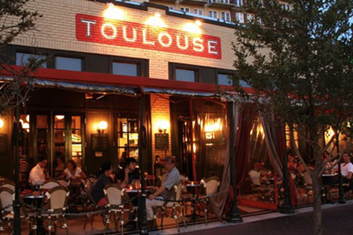 Brenner wants more French bistros like Toulouse.
