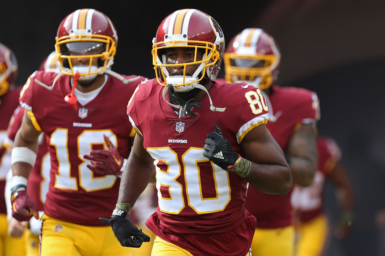 The Redskins have more than just a need for speed at receiver