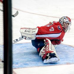 Holtby Sprawling Save