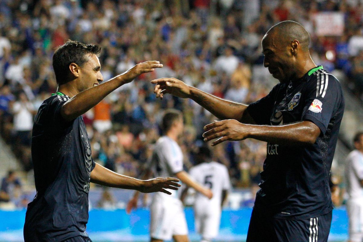 Wondolowski and Henry are both in the running for MLS' top awards thanks to some massive numbers.