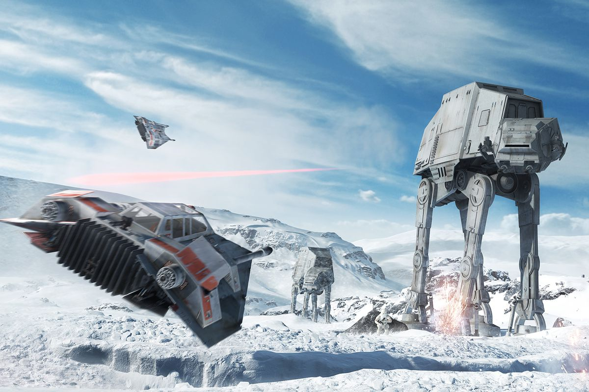 How To Make Friends With Rebels And Destroy At Ats In Star Wars Battlefront The Verge