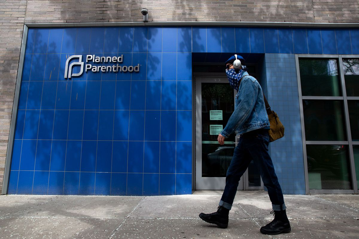 A Planned Parenthood healthcare center in Long Island City.