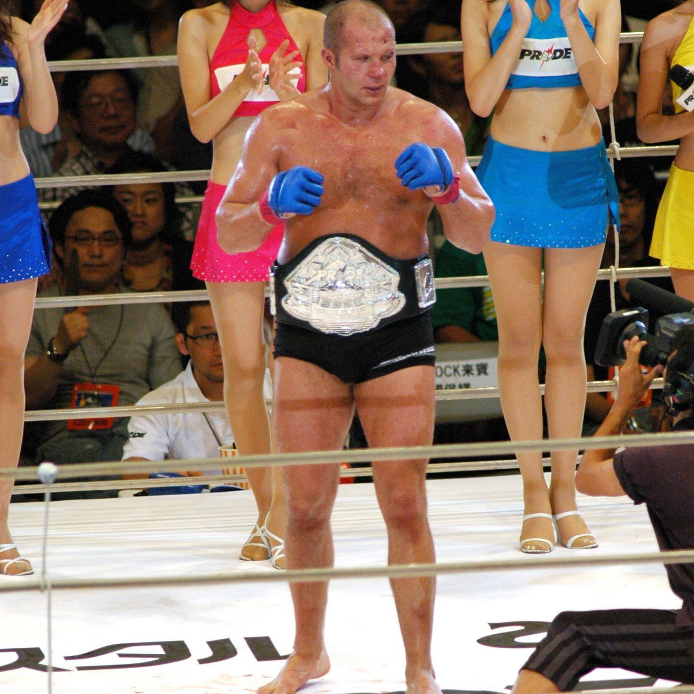 fedor emelianenko vs mark coleman full fight