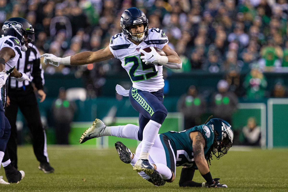 NFL: NFC Wild Card-Seattle Seahawks at Philadelphia Eagles