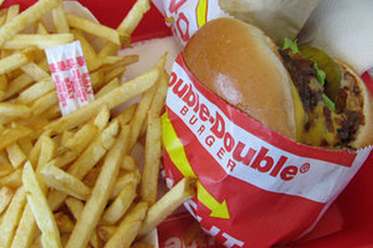 Despite DC's proliferation of burger joints, many readers are still jonesing to order theirs Animal-Style from this West Coast favorite.