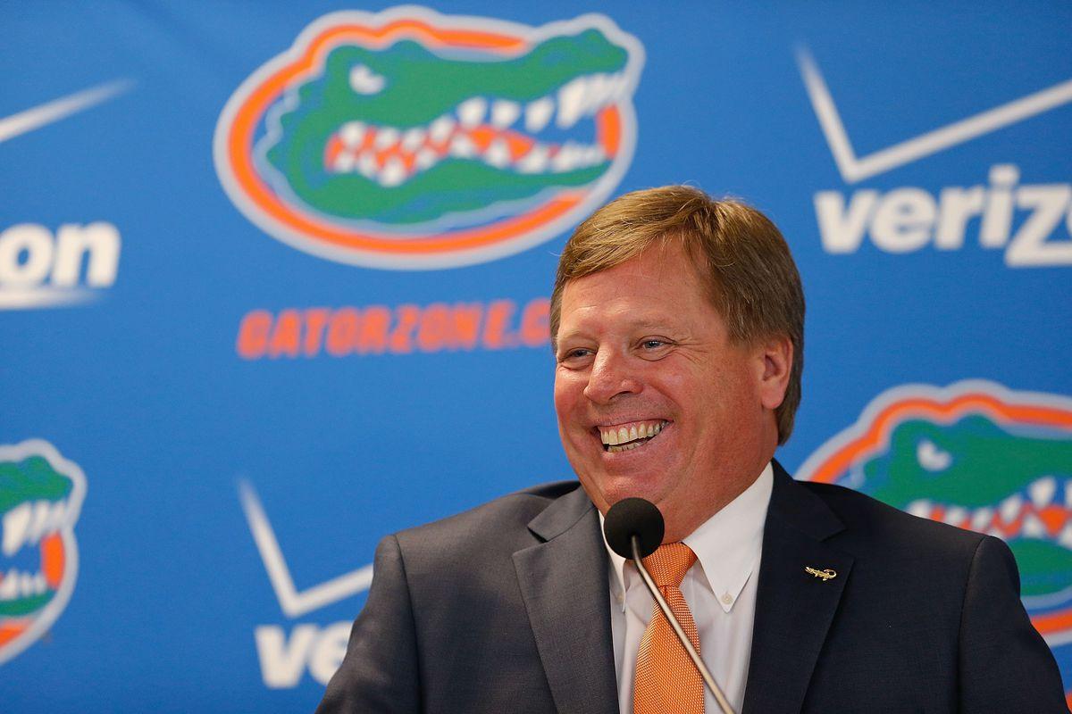 University of Florida Introduces Jim McElwain